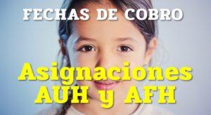 La ANSES informó las fechas de cobro para Asignación Familiar por Hijo y Asignación Universal por Hijo